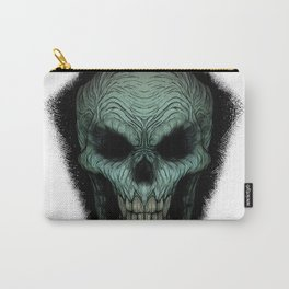 Skull Dark Carry-All Pouch