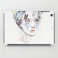 agnes iPad Cases featuring love and sacrifice by agnes-cecile