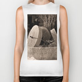 Life Can Be A Grind Biker Tank