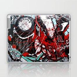 Atto di colore #4 Laptop & iPad Skin