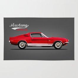 Mustang Shelby GT500 KR Rug