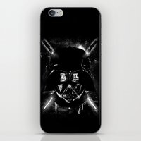 sith iPhone & iPod Skins featuring Sith Lord by Li.Ro.Vi