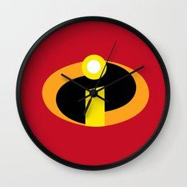 Incredibles Wall Clock