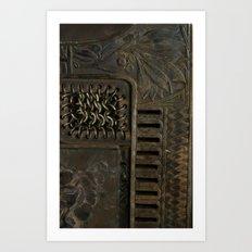 Brass Era Art Print