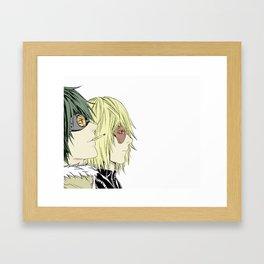 matt x mello Framed Art Print