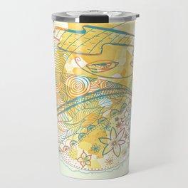 Sunny Bloop Travel Mug