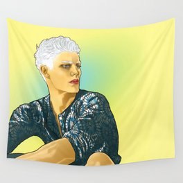 SUMMER BOY Wall Tapestry