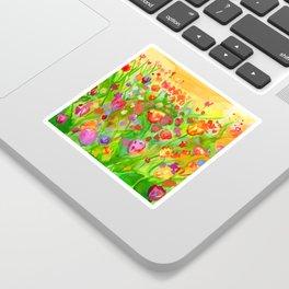 Tulips for Nicole 2019 Sticker