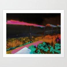 Arcology Art Print
