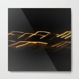 Luces Metal Print