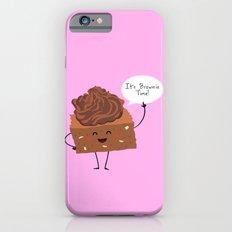 BROWNIE TIME iPhone 6s Slim Case