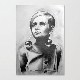 Androgyny Canvas Print