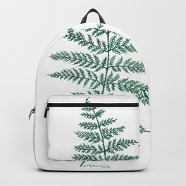 New Zealand Tree Fern Backpack