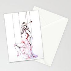 La Robe Rouge Stationery Cards