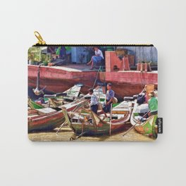 Yangon Harbour Carry-All Pouch