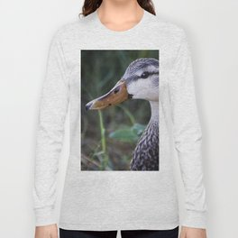 Mottled Duck Long Sleeve T-shirt
