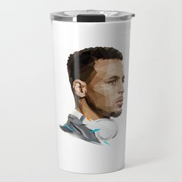 Curry low poly Travel Mug
