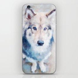 Wolfdog iPhone Skin