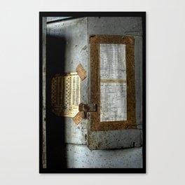 A Way of Understanding  Canvas Print