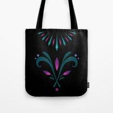 Elsa Embroidery Tote Bag