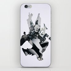 We Are Obsessed with Our Own Disappearance iPhone & iPod Skin