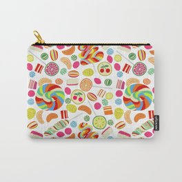Rainbow candies Carry-All Pouch