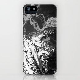 Glacial 1 iPhone Case