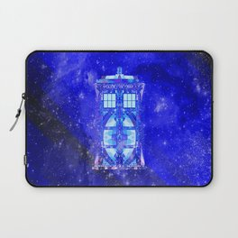 The Tardis Laptop Sleeve