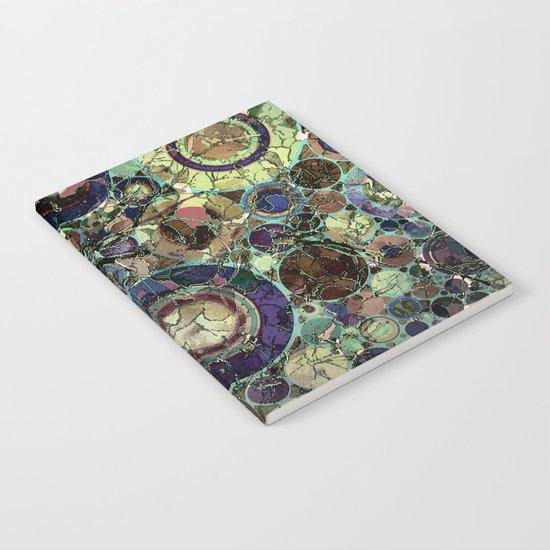 Stone Pattern Fantasy Notebook