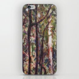 The Australian forest iPhone Skin