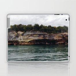 Pictured Rocks I Laptop & iPad Skin