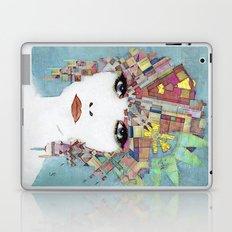 Nouveau Girl 4 (aged finish) Laptop & iPad Skin