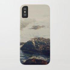 Ocean state iPhone X Slim Case