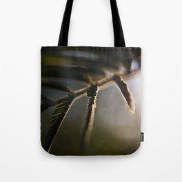 Flashlight Tote Bag