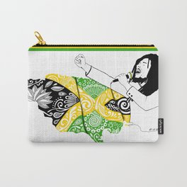 Jamaica -  Freedom Time Carry-All Pouch