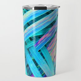 Rainbow Palms Travel Mug