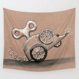 squeak Wall Tapestry