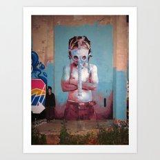 March 11 Art Print