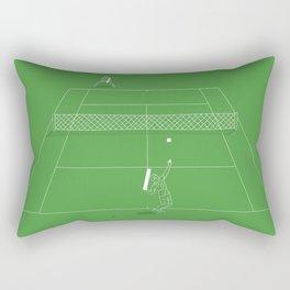 Game Point Rectangular Pillow