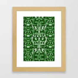 foul language Framed Art Print