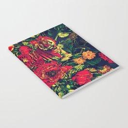 Vivid Jungle Notebook