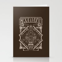 verse Stationery Cards featuring Best in the 'Verse by Buzatron
