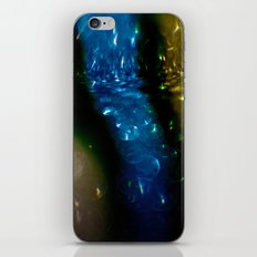 Light Drips iPhone & iPod Skin