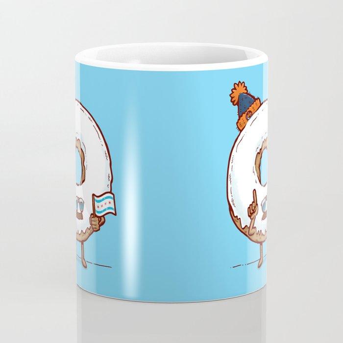 The Chicago Donut Coffee Mug
