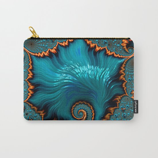 Ocean's Floor Carry-All Pouch