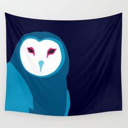Fancy Owl Wall Tapestry
