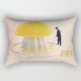 The seed gatherer Rectangular Pillow