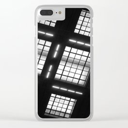 Skylights Clear iPhone Case