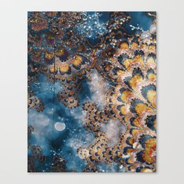 The Thaw Canvas Print
