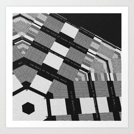 The Basis Art Print